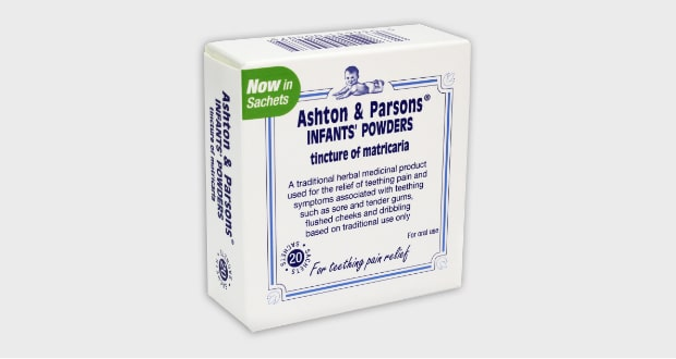 Ashton and Parson Powder