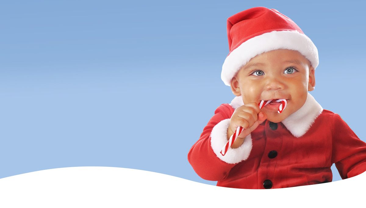 It's Beginning to Look a Lot Like Teething