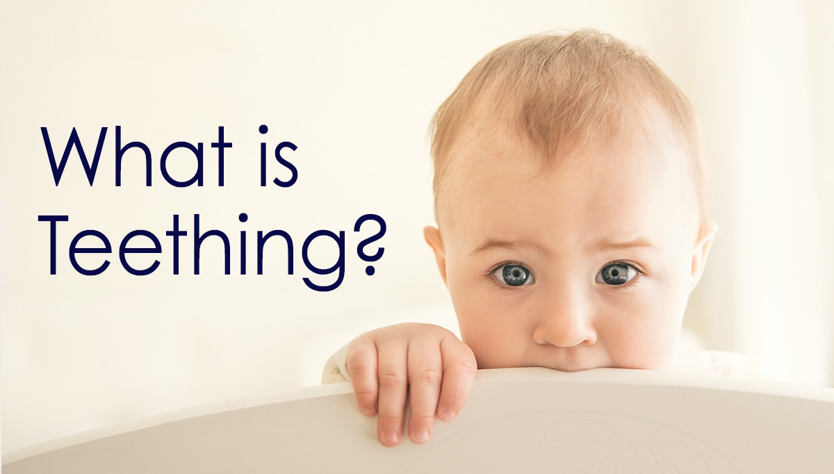 what is teething