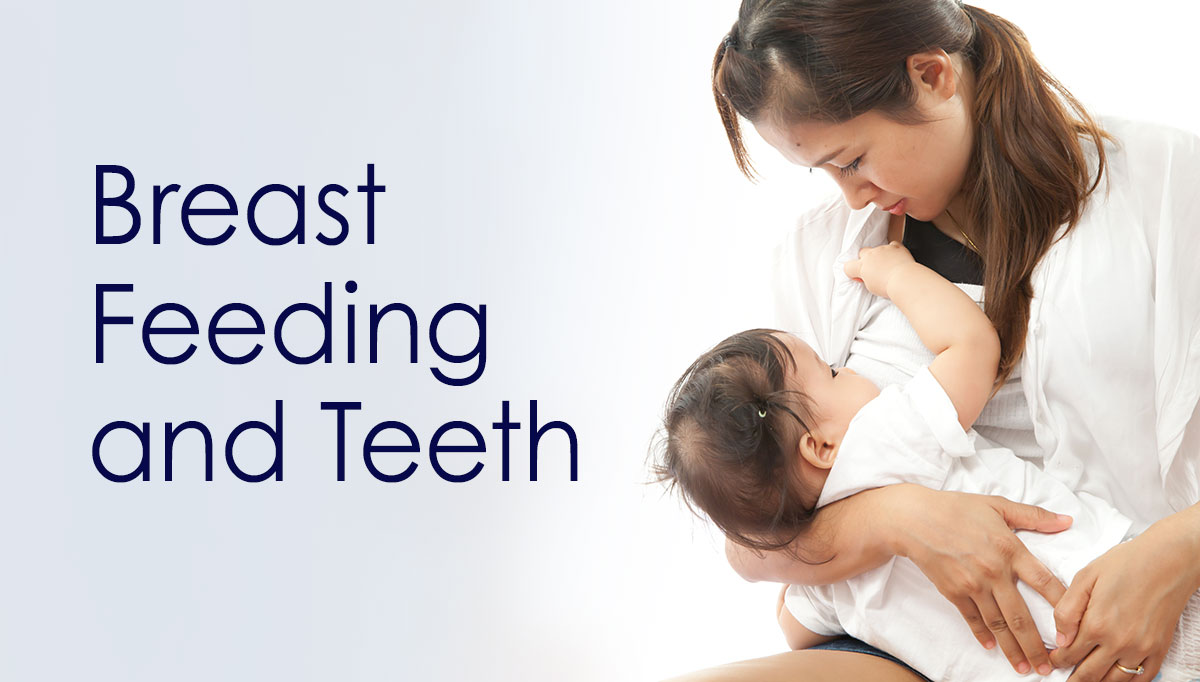 breastfeeding teeth